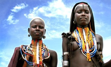 16-Day Historic Route and the Omo Valley Tribes
