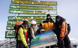 9-day Kilimanjaro group tour