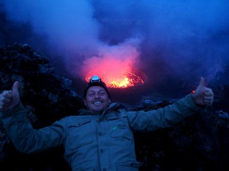 Nyiragongo group tour